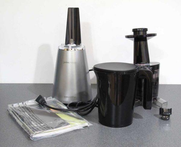 Juicepresso Platinum cold press juicer review - The Gadgeteer