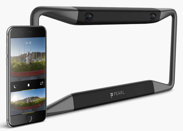 Former Apple employees announce the Pearl RearVision wireless car ...