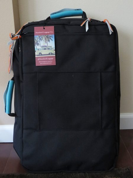 Standard Luggage Co. Carry-On Backpack review – The Gadgeteer a0d607108ec9b