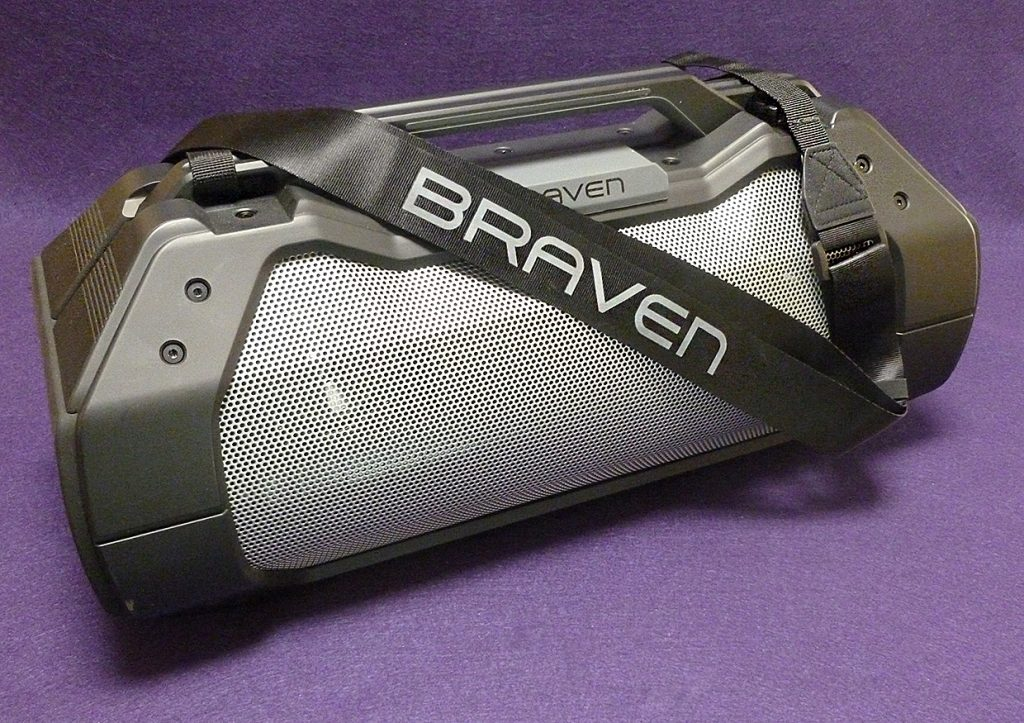 Braven BRV-XXL Bluetooth speaker review – The Gadgeteer