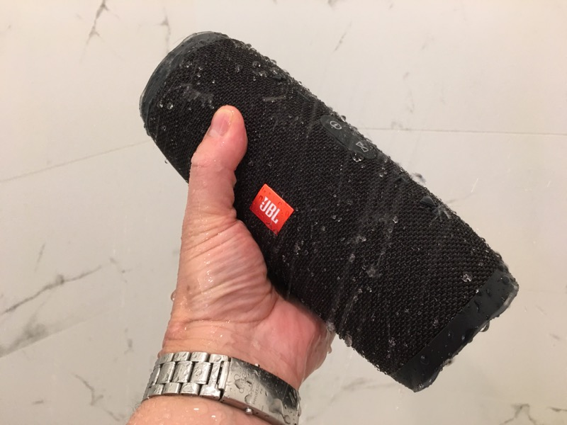 JBL Charge 3 waterproof portable Bluetooth speaker review – The