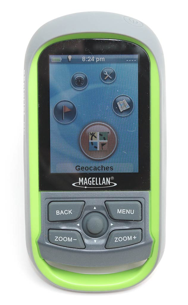 magellan explorist gc handheld gps review the gadgeteer rh the gadgeteer com