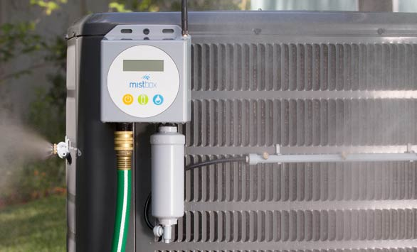 Misting Systems For Ac Units : Mistbox wants to help you save on your ac bill the