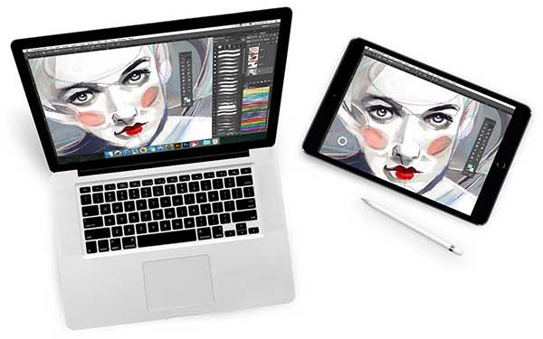 Astropad + iPad Pro and Pencil = no need for Wacom – The