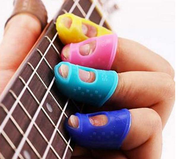 when playing guitar hurts your fingers too much. Black Bedroom Furniture Sets. Home Design Ideas