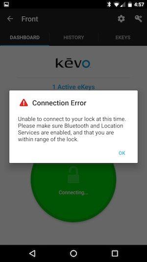 Kwikset Kevo Smart Lock review – The Gadgeteer