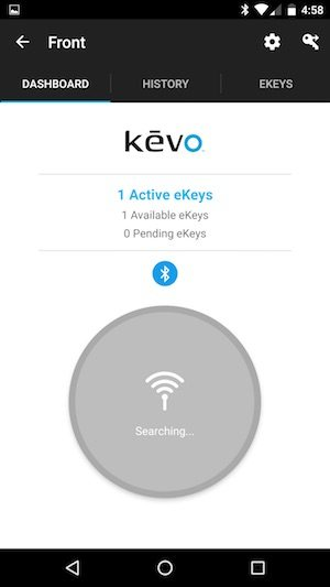 Kwikset Kevo Smart Lock review – The Gadgeteer