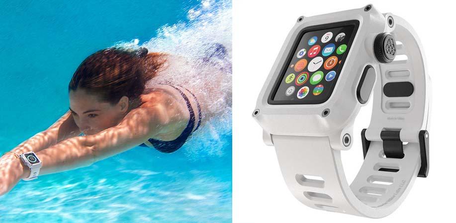 online store b5874 ae1b2 LUNATIK EPIK H2O is a tough, water-resistant Apple Watch case – The ...