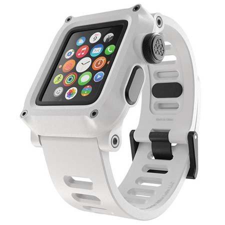 LUNATIK EPIK H2O is a tough, water-resistant Apple Watch case