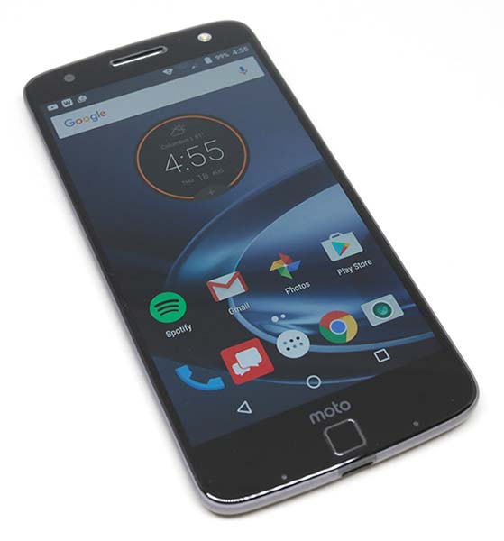 Motorola Moto Z Review The Gadgeteer