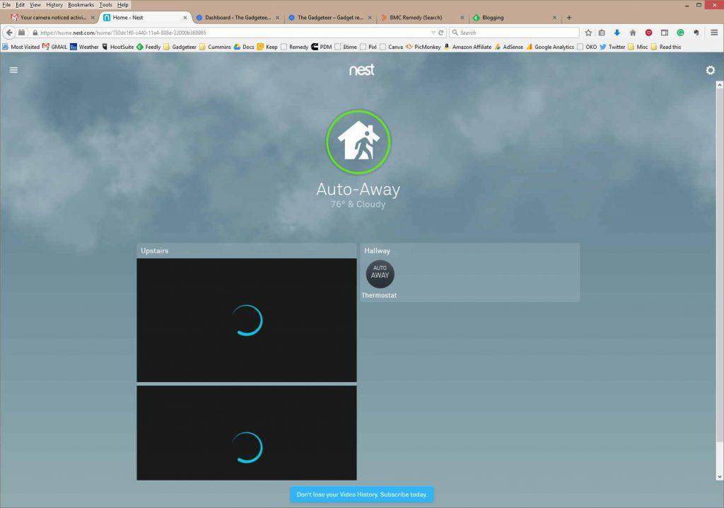 Nest Cam indoor security camera review – The Gadgeteer