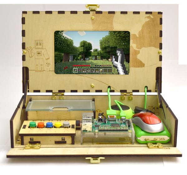 Minecraft Computer Build Kit