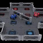 Galaxy ZEGA tank game review