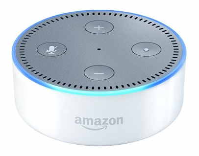 Amazon debuts 2nd gen Amazon Echo Dot – The Gadgeteer