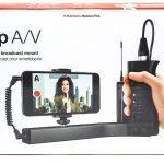 IK Multimedia iKlip A/V Smartphone broadcast mount review