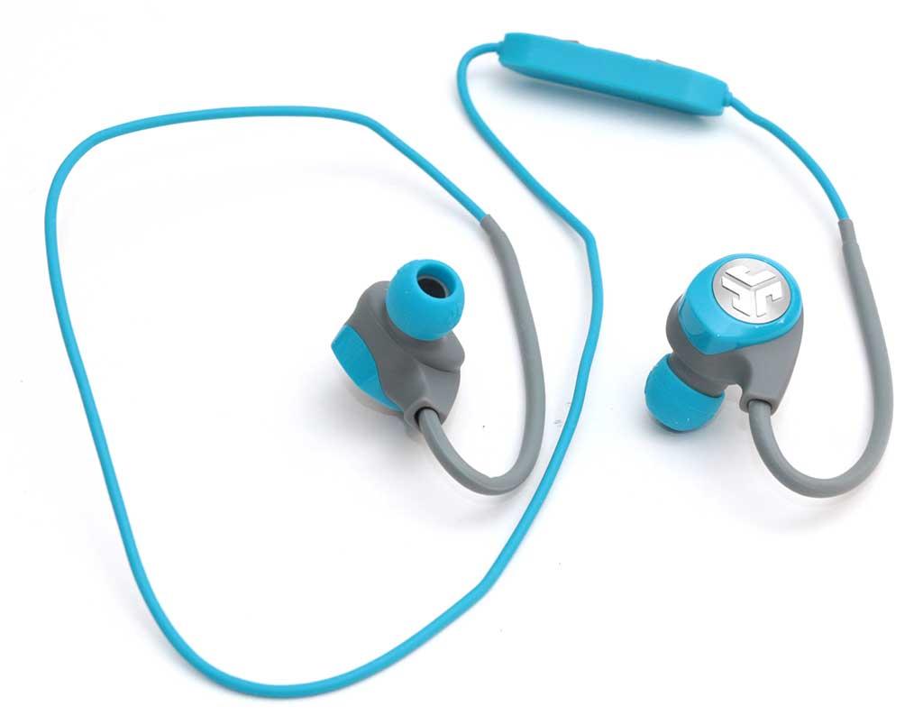 jlab audio epic2 bluetooth 4 0 wireless sport earbuds w microphone ebay. Black Bedroom Furniture Sets. Home Design Ideas