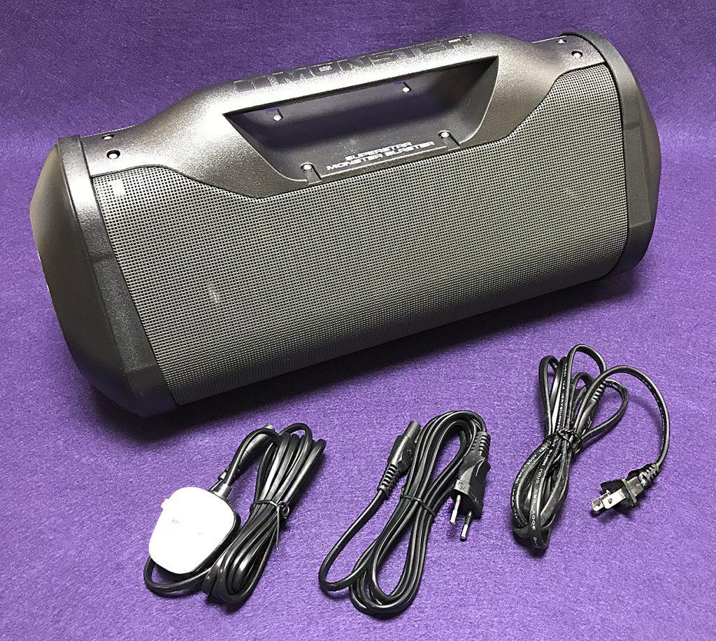 Monster Blaster Bluetooth Boombox speaker review - The Gadgeteer