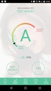 breathometer mint 5