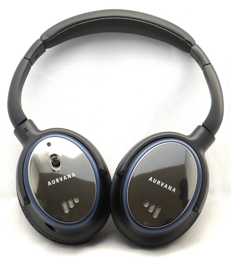 Creative Aurvana ANC active noise cancelling headphones ...