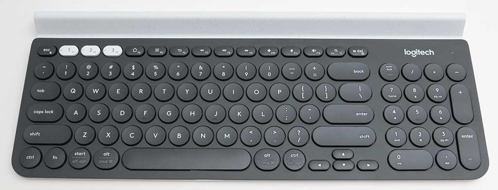 Logitech K780 multi-device keyboard review – The Gadgeteer