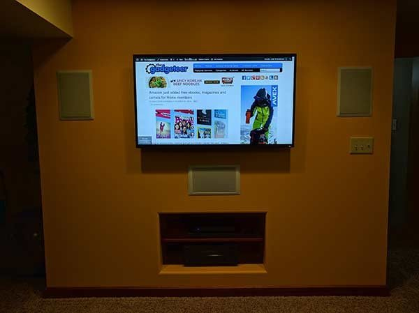 VIZIO M50-D1 SmartCast Ultra HD Home Theater Display review