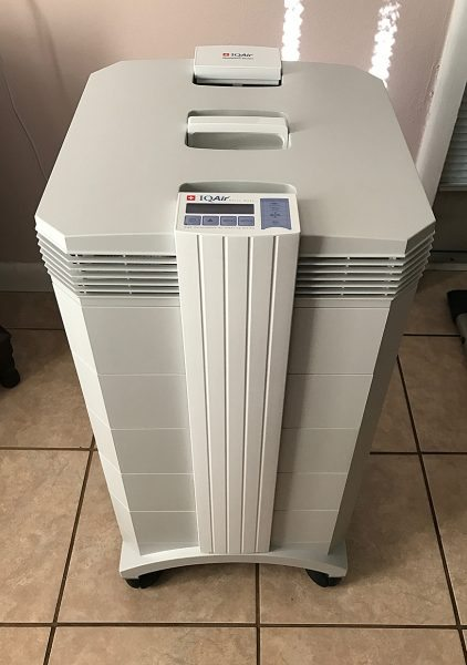Iq Air Filters >> IQAir HealthPro Series air purifier review – The Gadgeteer