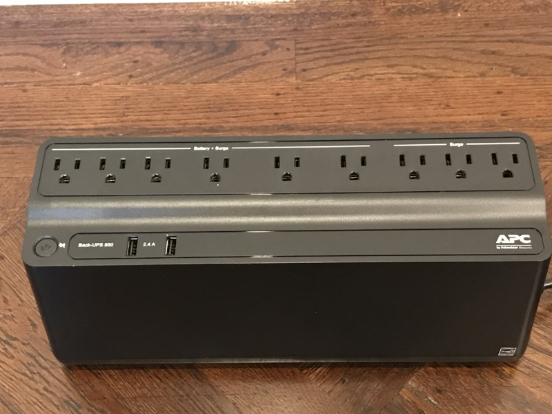 APC Back-UPS BE850M2 review – The Gadgeteer