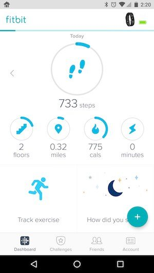fitbit charge2 100