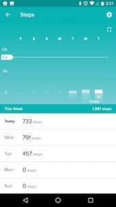 fitbit charge2 104