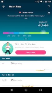 fitbit charge2 109