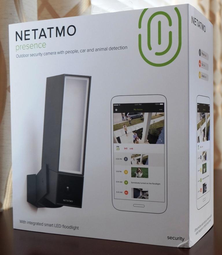 netatmo presence outdoor security camera review. Black Bedroom Furniture Sets. Home Design Ideas