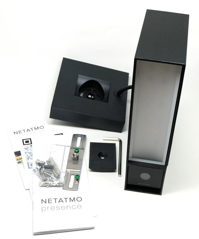 Installation et test de Presence de Netatmo