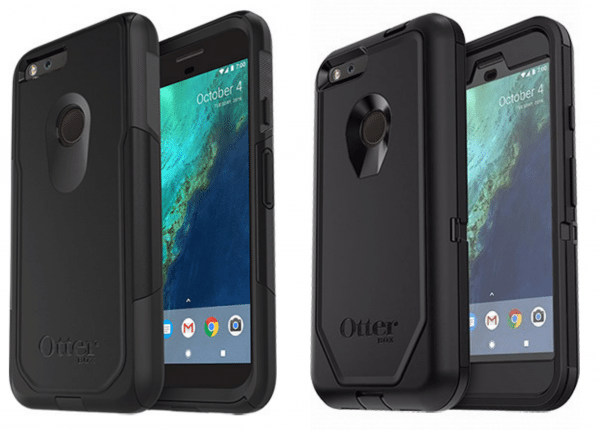 Otterbox Defender Vs Commuter >> Otterbox Defender And Commuter Cases For Pixel Xl Review
