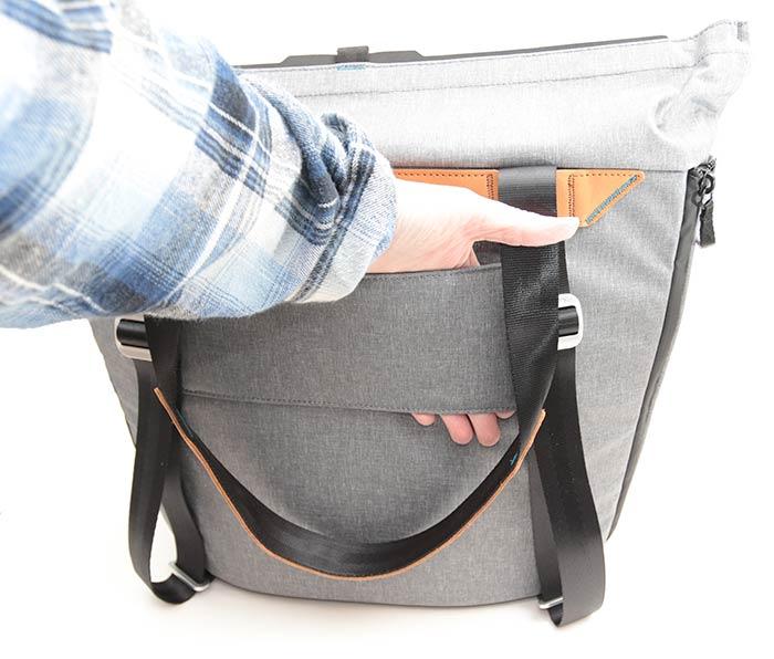 Peak Design Everyday Tote bag review – The Gadgeteer