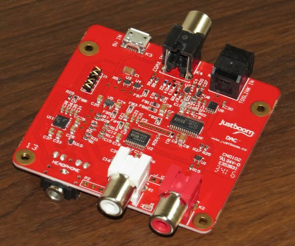 JustBoom DAC, Amp, and DAC HAT with Raspberry Pi kit review – The