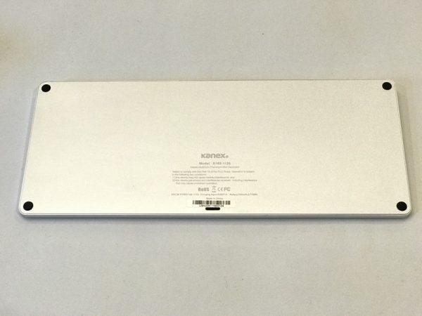 Kanex Premium Slim Keyboard 10