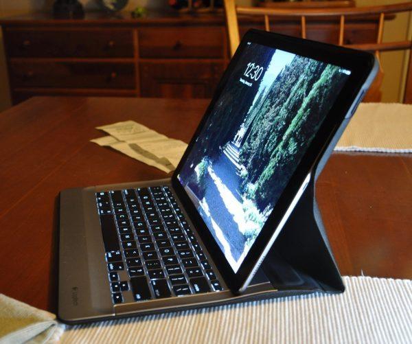 best website 7ffc4 843c7 Logitech Create keyboard case for iPad Pro review – The Gadgeteer
