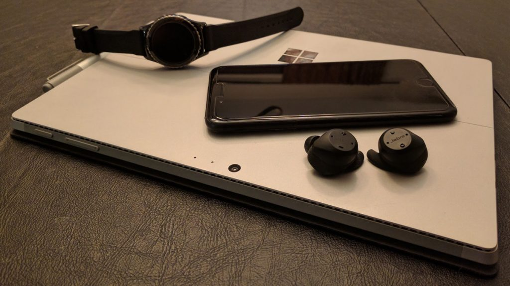 Jabra Elite Sport Earbuds Review The Gadgeteer