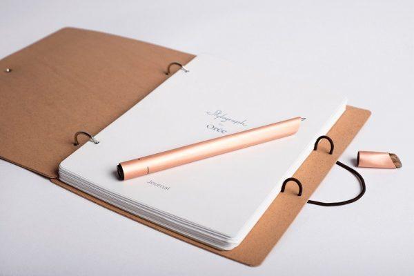 oree stylograph copper smartpen 1