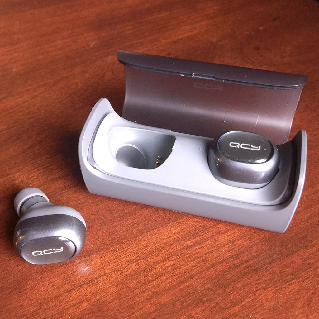 qcy q29 wireless bluetooth headphones review the gadgeteer. Black Bedroom Furniture Sets. Home Design Ideas
