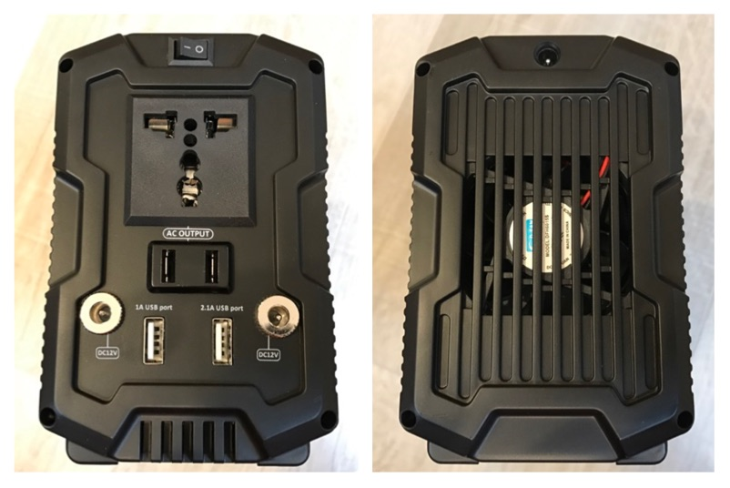 Suaoki Powerhouse 220wh Portable Power Supply Review The