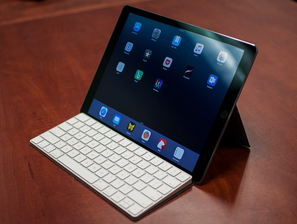 88bad9854d5 Even Apple's own iPad Pro Smart Keyboard is comparable to the combined  cost, and even less in the 9.7″ version.