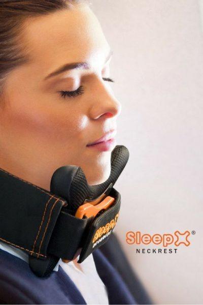 SleepX Neckrest 1