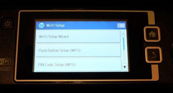 Epson WorkForce ET-16500 Wide-format EcoTank all-in-one