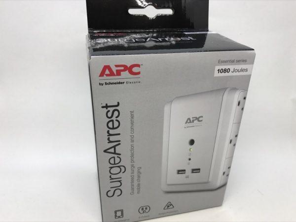 APC SurgeArrest 6 Outlet 01