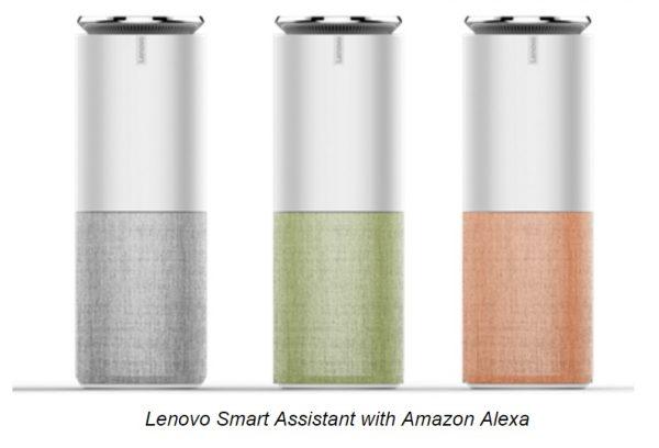 Lenovo Smart Assistant 3.31.17