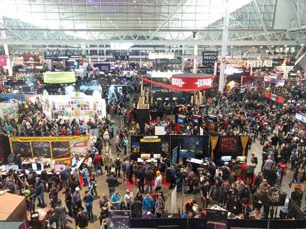 Pax east 2017 trip report the gadgeteer for Craft fair boston 2017