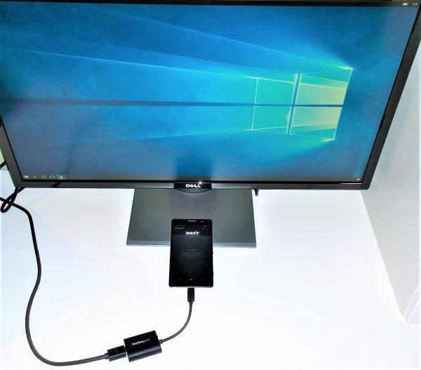 StarTech USB C Presentation Mode Adapter 4