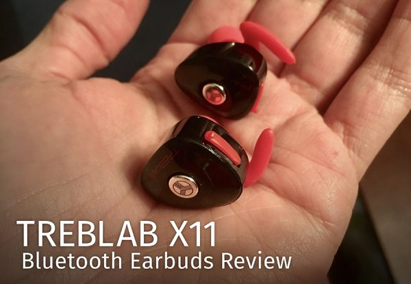 Treblab X11 Wireless Bluetooth Earbuds 01