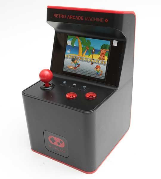 dreamgear my arcade retro machine